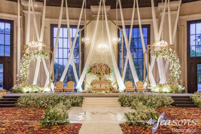 The Wedding of Bella & Ando by 4Seasons Decoration - 002