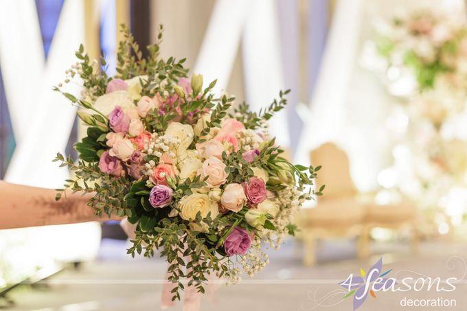 The Wedding of Bella & Ando by 4Seasons Decoration - 007