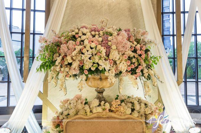 The Wedding of Bella & Ando by 4Seasons Decoration - 005