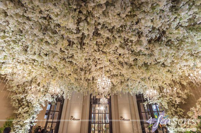 The Wedding of Bella & Ando by 4Seasons Decoration - 006