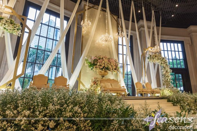 The Wedding of Bella & Ando by 4Seasons Decoration - 001
