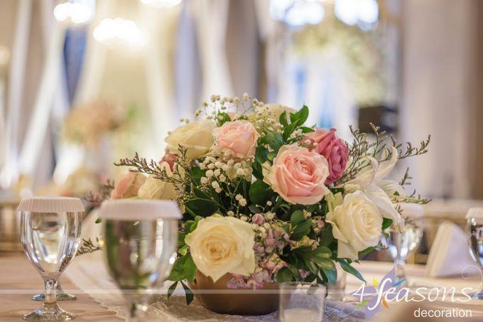 The Wedding of Bella & Ando by 4Seasons Decoration - 008