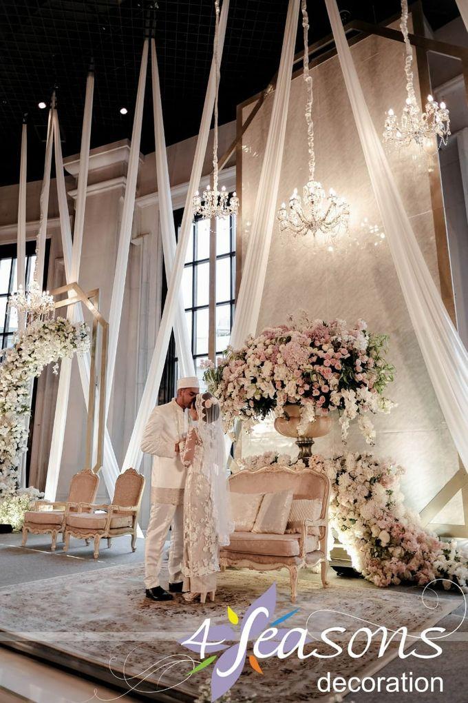 The Wedding of Bella & Ando by 4Seasons Decoration - 009