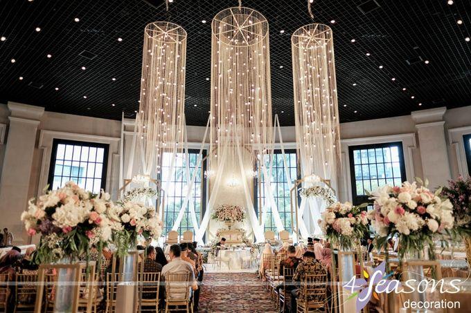 The Wedding of Bella & Ando by 4Seasons Decoration - 010