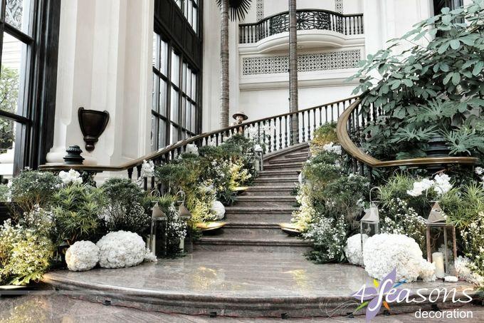 The Wedding of Bella & Ando by 4Seasons Decoration - 017