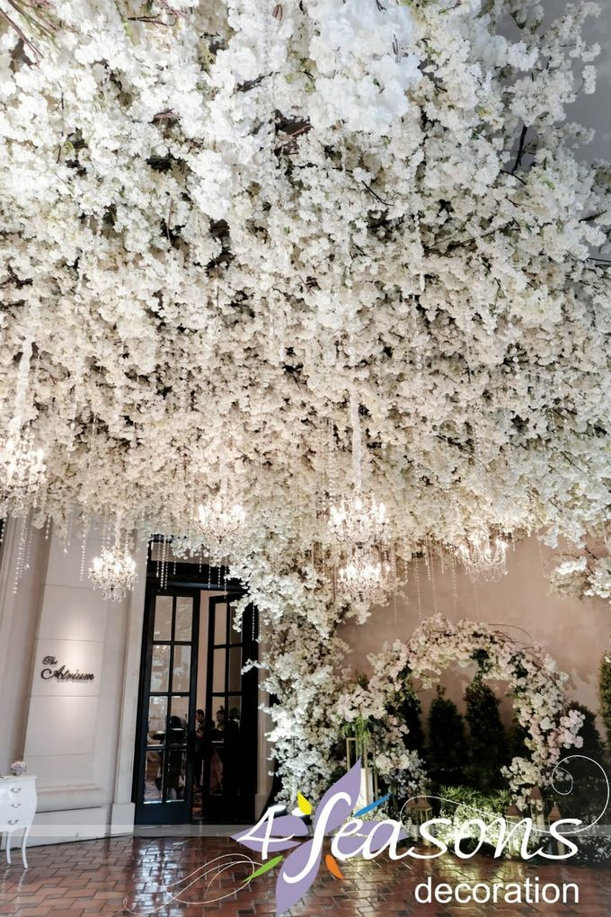 The Wedding of Bella & Ando by 4Seasons Decoration - 013