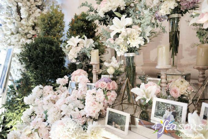 The Wedding of Bella & Ando by 4Seasons Decoration - 015