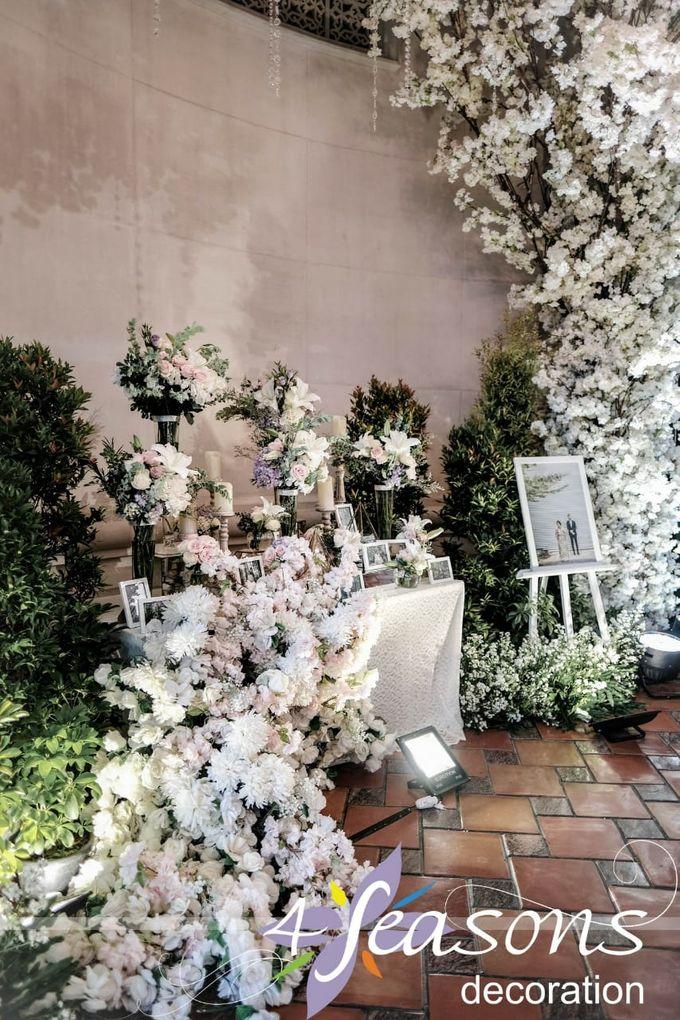 The Wedding of Bella & Ando by 4Seasons Decoration - 016
