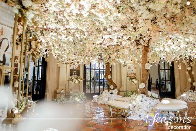 The Wedding Of Monica & Fabian by 4Seasons Decoration - 003