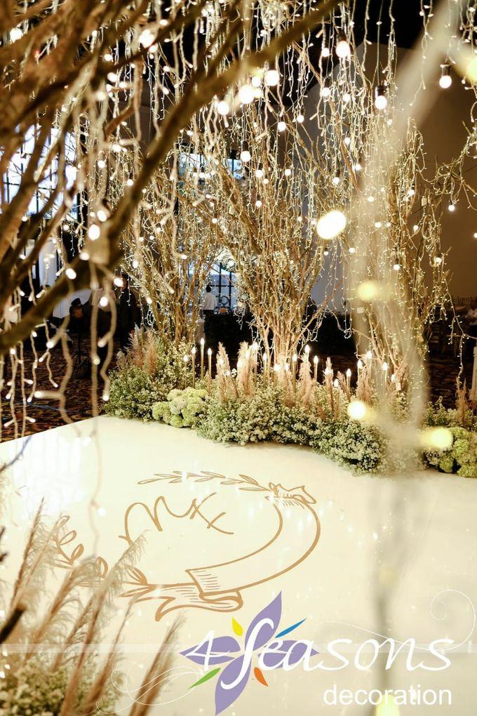 The Wedding Of Monica & Fabian by 4Seasons Decoration - 007