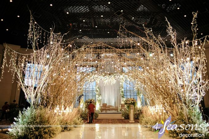 The Wedding Of Monica & Fabian by 4Seasons Decoration - 011