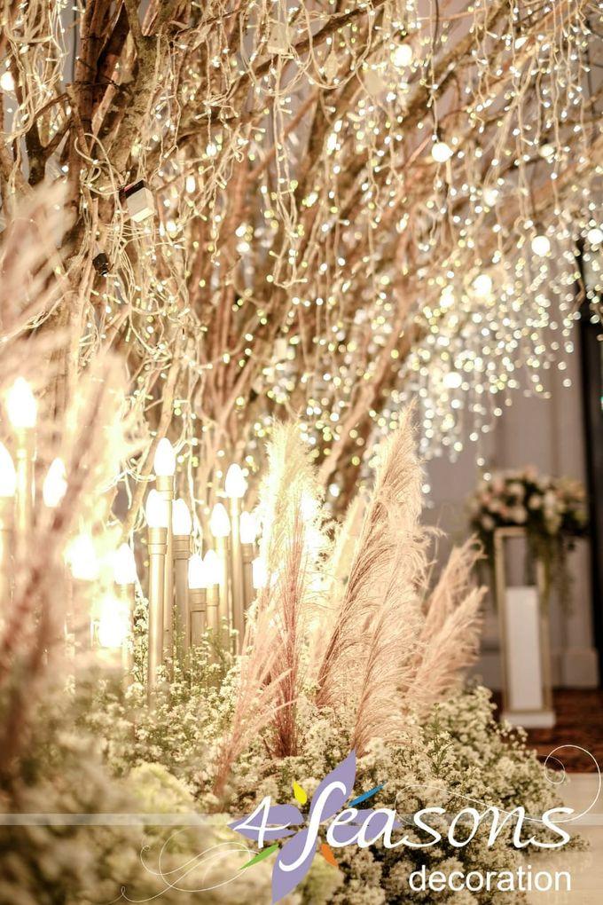 The Wedding Of Monica & Fabian by 4Seasons Decoration - 006