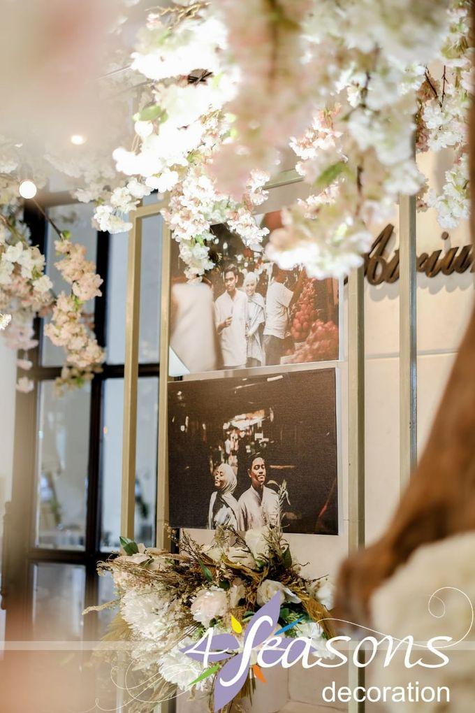 The Wedding Of Monica & Fabian by 4Seasons Decoration - 004