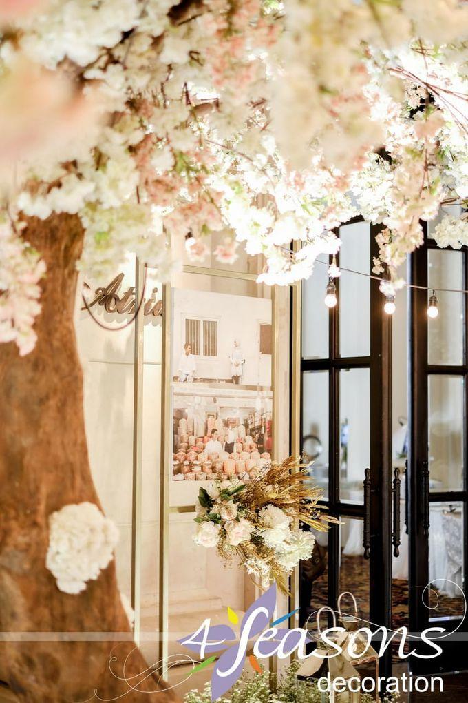 The Wedding Of Monica & Fabian by 4Seasons Decoration - 005
