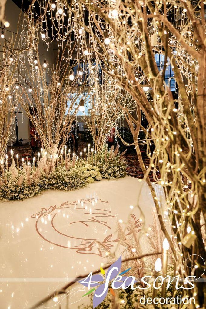 The Wedding Of Monica & Fabian by 4Seasons Decoration - 010