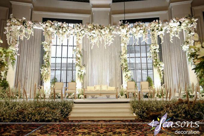 The Wedding Of Monica & Fabian by 4Seasons Decoration - 012