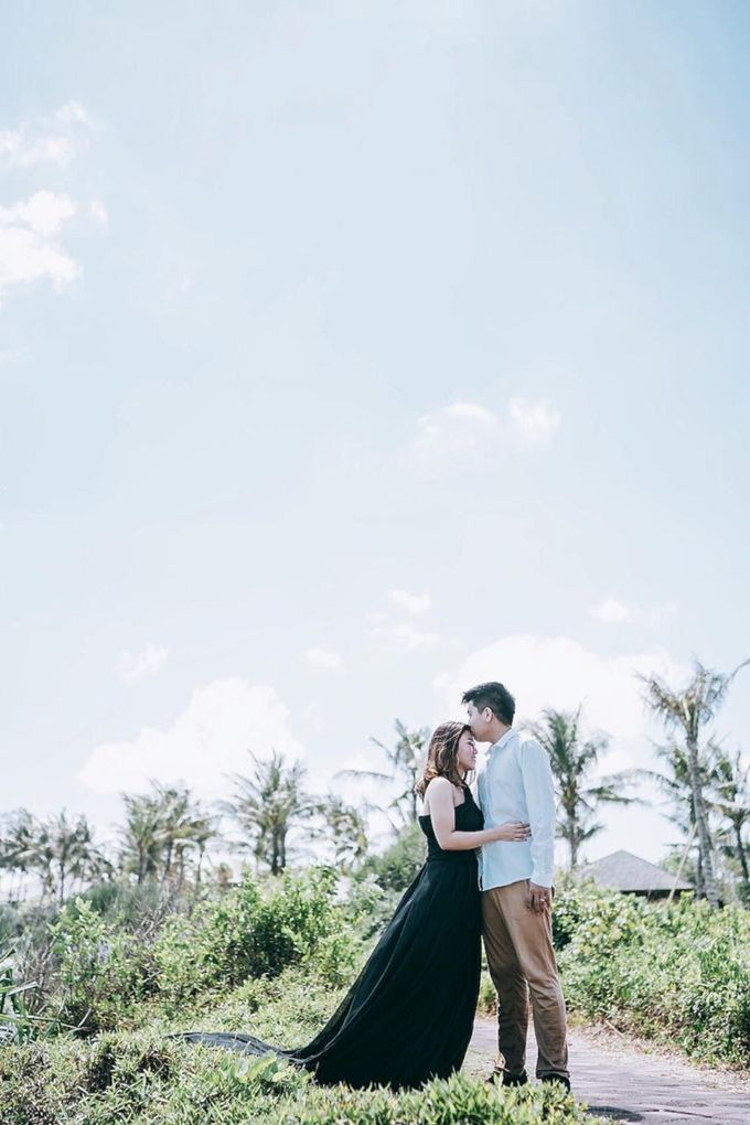 Bali Prewedding - Dennis & Anggi by Elina Wang Bridal - 002