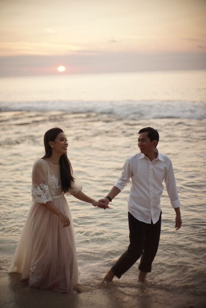 Bali Prewedding by Elina Wang Bridal - 007