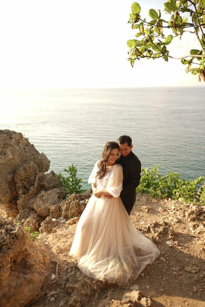 Bali Prewedding by Elina Wang Bridal - 004