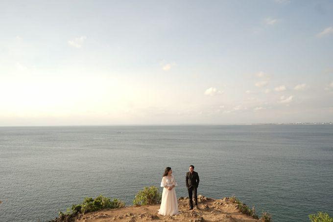 Bali Prewedding by Elina Wang Bridal - 009
