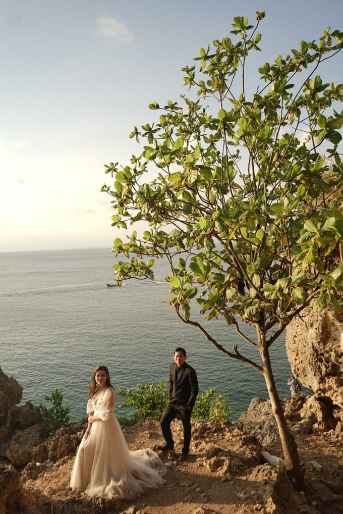 Bali Prewedding by Elina Wang Bridal - 005