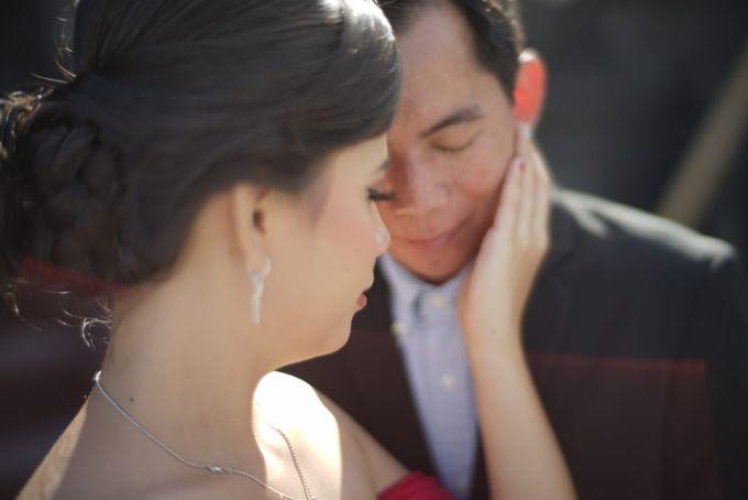 Bali Prewedding - Suyanto & Desi by Elina Wang Bridal - 003