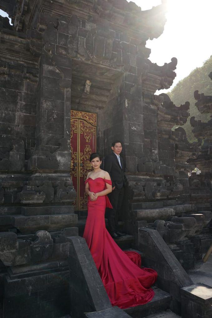 Bali Prewedding - Suyanto & Desi by Elina Wang Bridal - 005