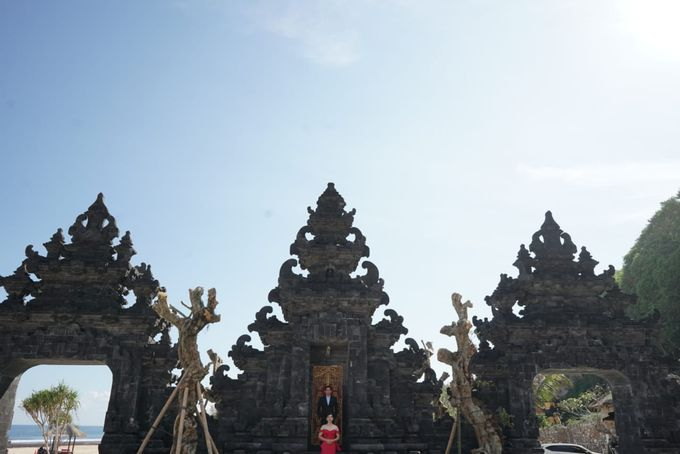 Bali Prewedding - Suyanto & Desi by Elina Wang Bridal - 007