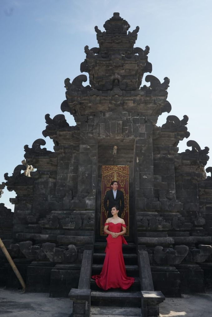 Bali Prewedding - Suyanto & Desi by Elina Wang Bridal - 006