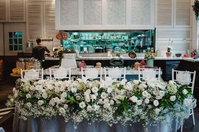 Wedding of Billy & Maureen by JP Wedding Enterprise - 002
