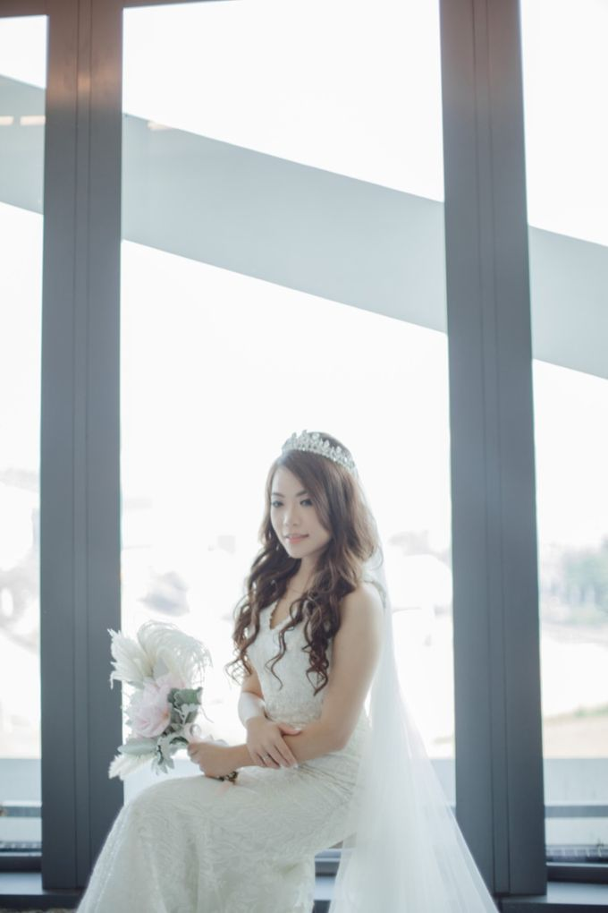 Wedding Of Yusuf & Jessica by Elina Wang Bridal - 005