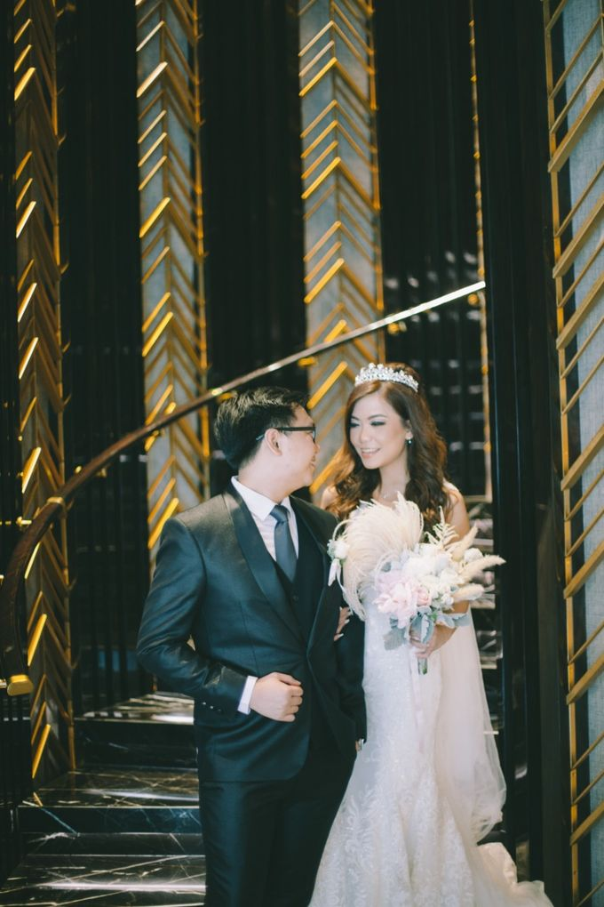 Wedding Of Yusuf & Jessica by Elina Wang Bridal - 003