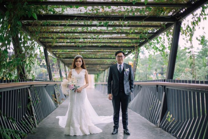 Wedding Of Yusuf & Jessica by Elina Wang Bridal - 001