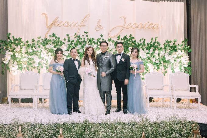 Wedding Of Yusuf & Jessica by Elina Wang Bridal - 007