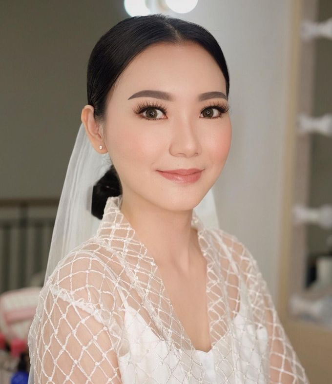 The Wedding by Shelvy Koe by VA Make Up Artist - 015