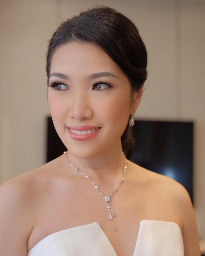 The Wedding by Shelvy Koe by VA Make Up Artist - 026