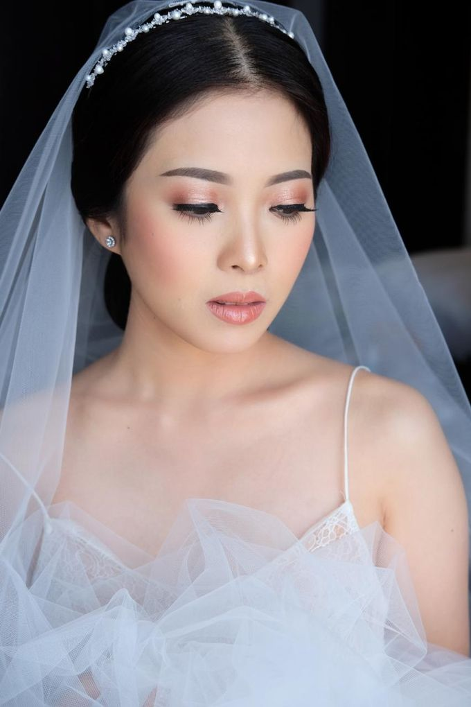 The Wedding by Vanny Adelina by VA Make Up Artist - 020
