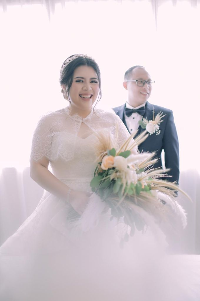 Wedding of Willy & Ivana by Elina Wang Bridal - 001