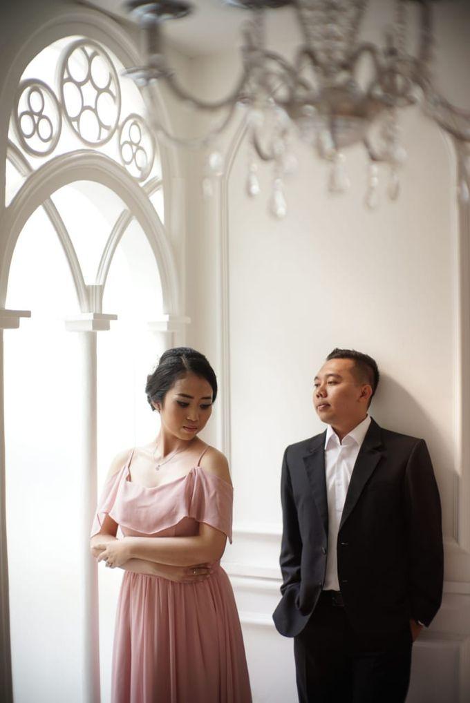 Martinus & Intan Prewedding by Elina Wang Bridal - 004