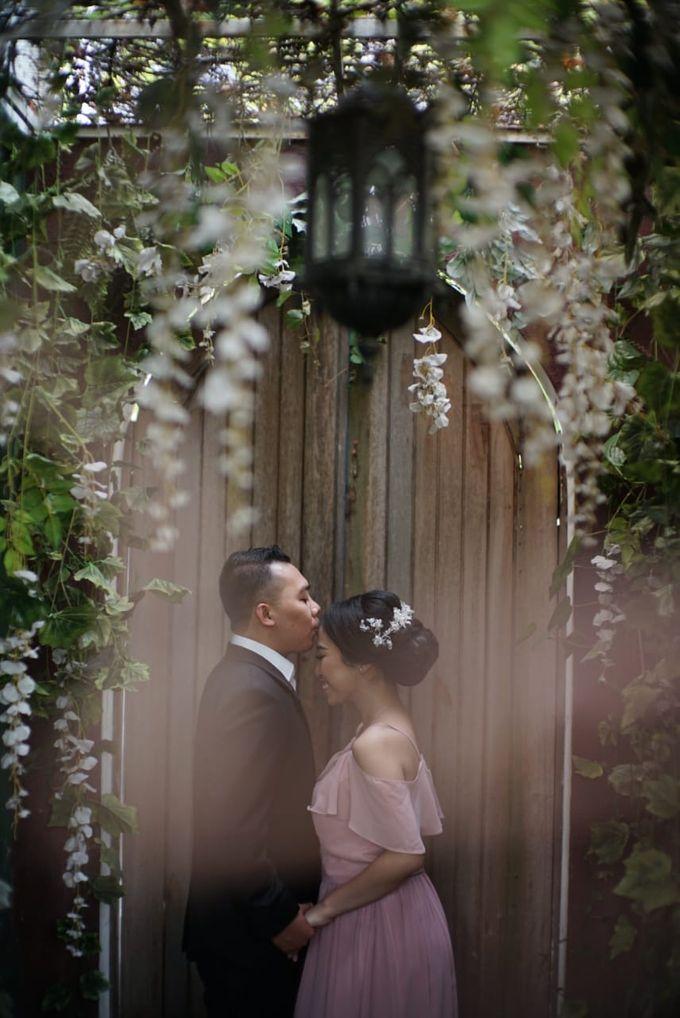 Martinus & Intan Prewedding by Elina Wang Bridal - 005