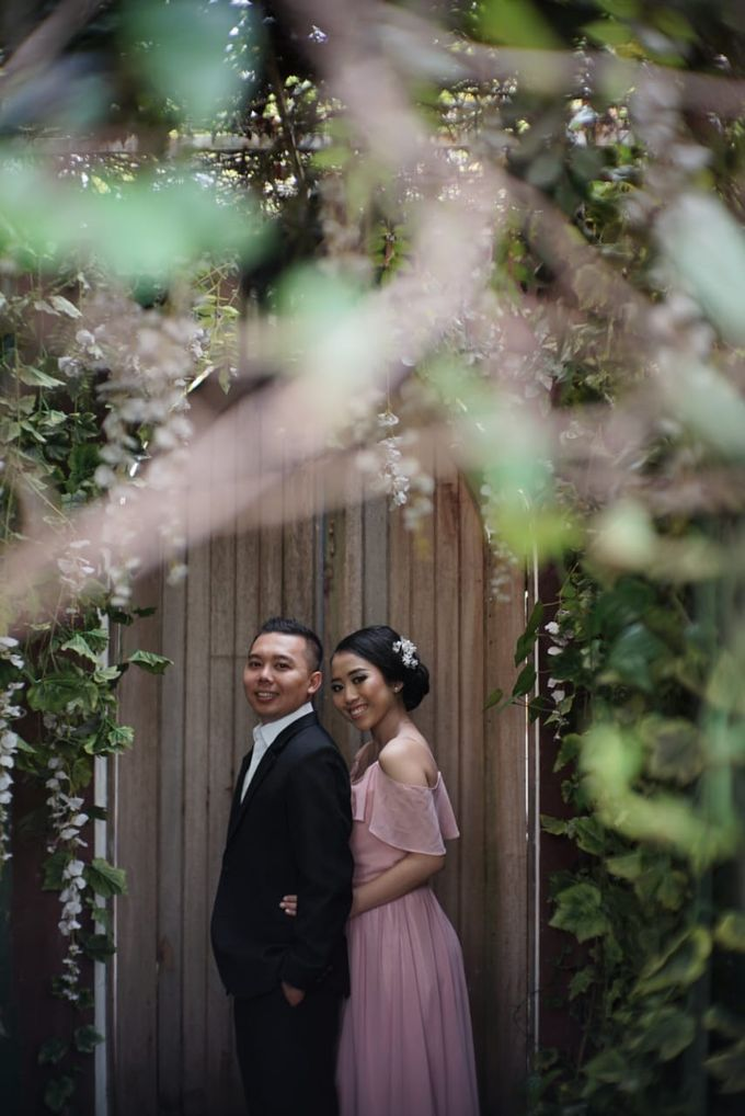 Martinus & Intan Prewedding by Elina Wang Bridal - 006