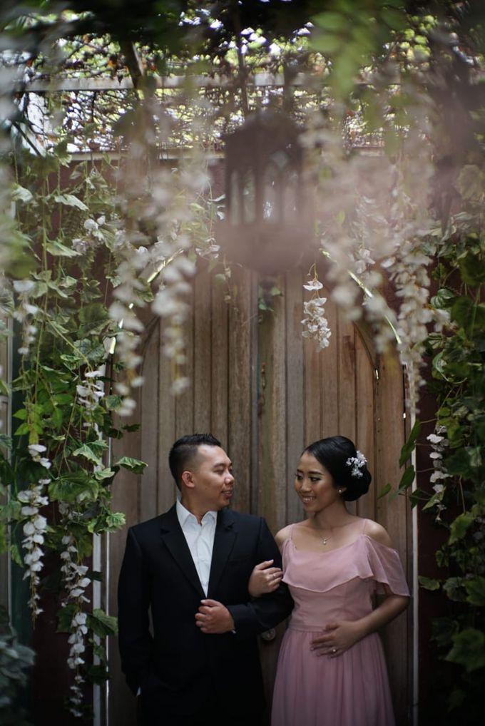 Martinus & Intan Prewedding by Elina Wang Bridal - 007