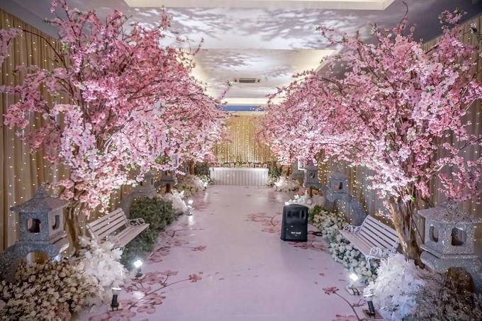 Hendrik & Andini Wedding Decoration by Valentine Wedding Decoration - 002