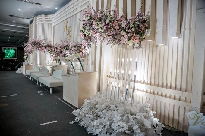 Hendrik & Andini Wedding Decoration by Valentine Wedding Decoration - 009