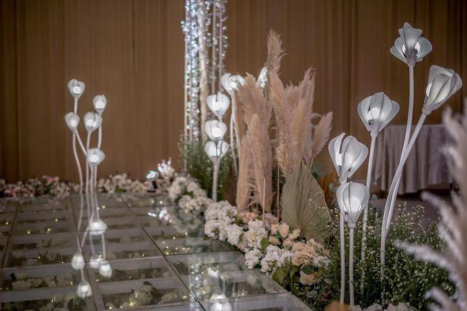 Hendrik & Andini Wedding Decoration by Valentine Wedding Decoration - 017