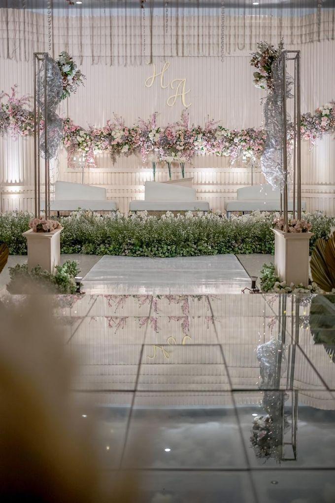 Hendrik & Andini Wedding Decoration by Valentine Wedding Decoration - 025