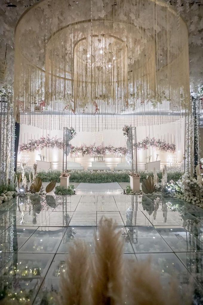 Hendrik & Andini Wedding Decoration by Valentine Wedding Decoration - 026
