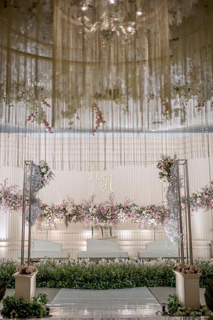 Hendrik & Andini Wedding Decoration by Valentine Wedding Decoration - 027