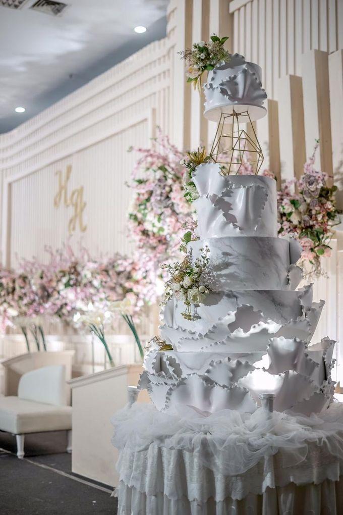 Hendrik & Andini Wedding Decoration by Valentine Wedding Decoration - 032