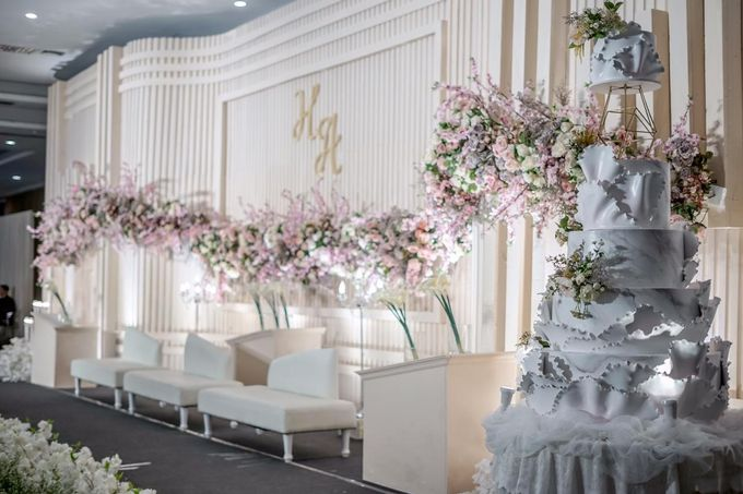 Hendrik & Andini Wedding Decoration by Valentine Wedding Decoration - 034